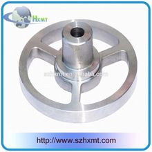 wholesale aluminum /titanium cnc machining turned honds car spare parts