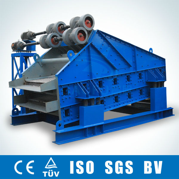 slurry rotary vibrating screen