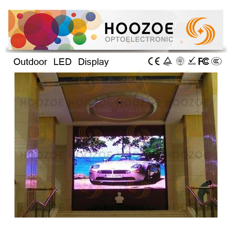 Hoozoe SImple Series- P10 SMD new innovation products