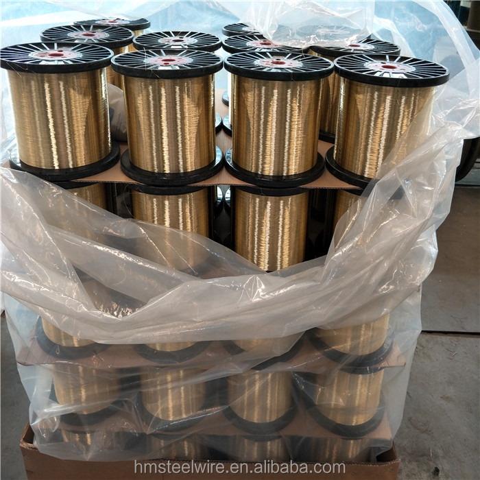 best quality brass copper coated hose wire steel wire for tyre bead wire