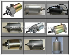 Motorcycle starter motor,starting motor,parts for GY50 scooter,CBT125,C100,LS110,GS125,YBR125