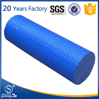 Muscle Exercise EVA Yoga Textured Foam Roller
