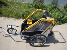 POPULAR KIDS TRAVELLING CARRIER BIKE TRAILER