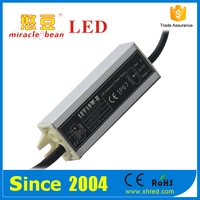 Small Size Waterproof IP67 Constant Voltage 12V 10W LED Driver For Lighting Sign