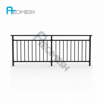 Made in Guangzhou Professional Factory Aluminum Pool Fence