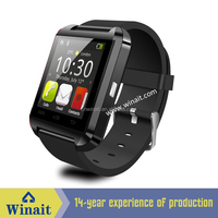 2014 hot sale new design android bluetooth smart watch phone with multi-function WT-60