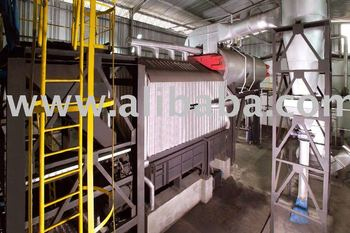 COAL FIRED STEAM BOILERS USING CHAIN GRATE STOKER