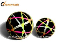 multi-color sport rubber bounce ball