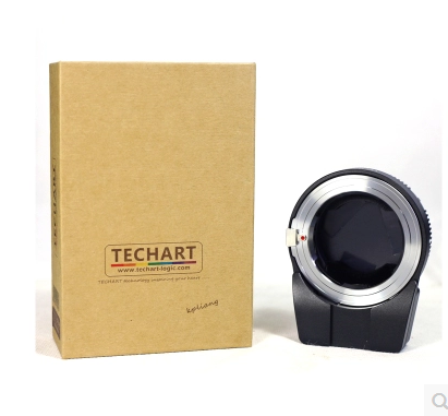 TECHART LM-EA7 Auto Focus Lens Adapter for Lei-ca M LM Lens to So ny EA7/<strong>R</strong>/2 Cameras