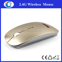 Ultra Slim/Small Wireless Optical Mouse for Mac Book