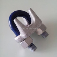 U.S. TYPE drop forged wire rope clips for fastener