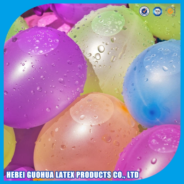 Hot Sale Inflatable Water Balloon Bomb,Water Balloon Custom,No Leaking Magic Water Balloons Bunch For Summer Toy