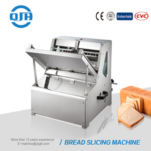 Best china professional high performance commercial bakery equipment stainless steel electric food cutter bread slicing machine