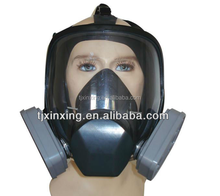 double filters dust respirator military gas mask