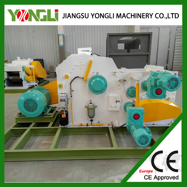 Germany technology Top rank all-round service Customized high quality wood log chipping machine price with ce certificate