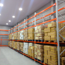 10 Years Guarantee Heavy loading pallet racking system