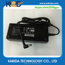 Wholesale Brand New 120W laptop adapter for Asus 19V 6.32A 5.5*2.5mm power charger