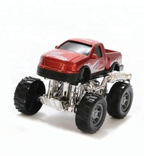 wholesale mini model custom made diecast cars with plastic bourock toy