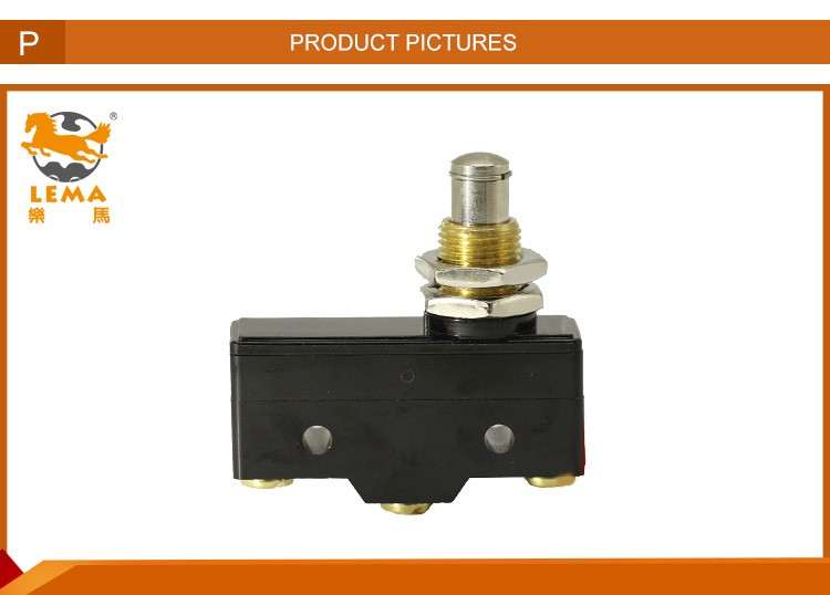 LZ15-GQ-B terminal mini lever latching solder terminal high temperature micro switch