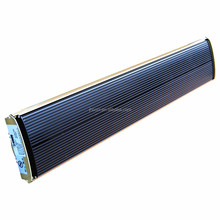 Commercial infrared outdoor heater better than wall mounted oil filled heaters