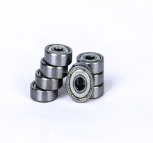 Free sample double shielded flange miniature bearing