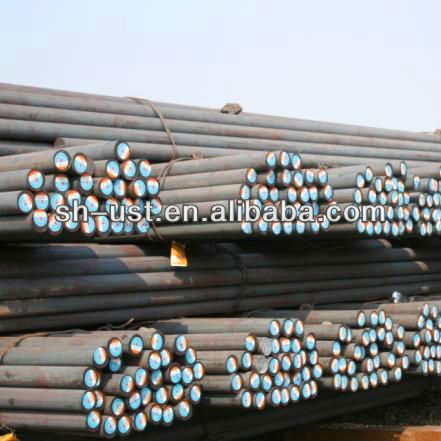 High Carbon Chromium Alloy Bearing Steel Bar SUJ5