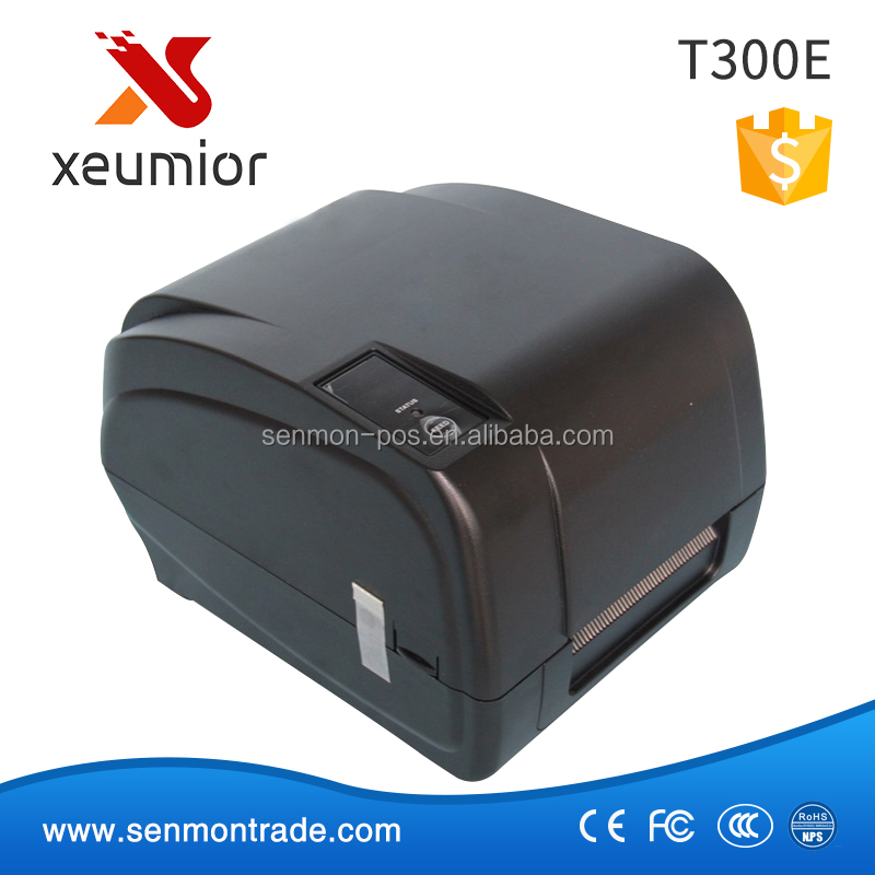 300DPI Label Printer TSC T300E Thermal Transfer Barcode Printer