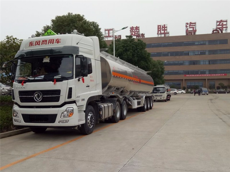 oil tank chemical liquid transportation tank truck