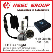 Automobile led headlight accessories retrofit headlight bulbs