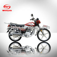 2012 new design 125cc streetbike motorcycle(WJ125-6)
