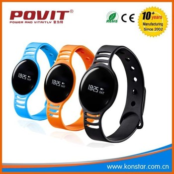 Gym sport wrist watch smart bracelet,bluetooth smart bracelet Manufacturer for fitness workout