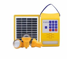 portable light pay as you go home lighting system solar energy save kit