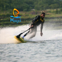New personal watercraft-- Powerful surfboard jetboard