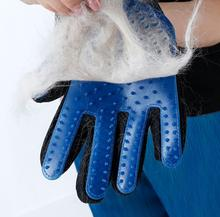 as seen on tv right hand newest Pet Grooming Glove, pet dog bathing Deshedding glove