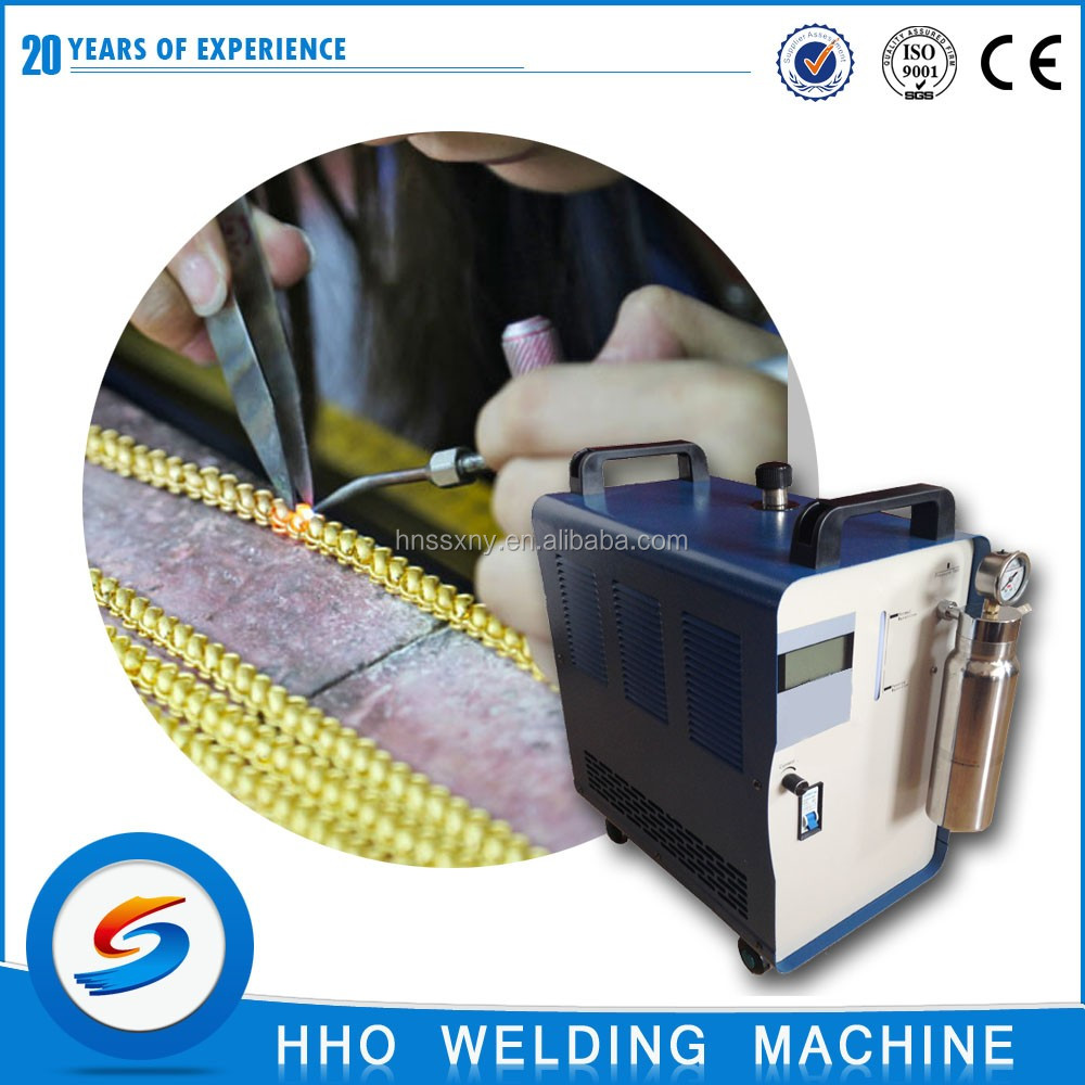 Fuel Saver And Cheap HHO Oxyhydrogen Gas Water Welding Machine Jewelry Welding Machine