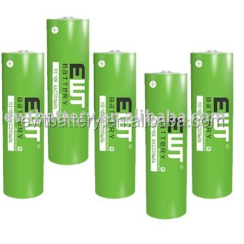 6 Volt AA 2200 mAh NiMH Battery Pack Rechargeable Batteries for NIMH Battery