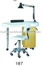 Hot sale modern professional manicure nail table