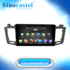 10.1 inch car Android gps with WiFi,Bluetooth,GSM for Toyota RAV4
