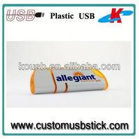 1gb usb storage device plastic case