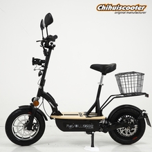 2016 New EEC approved 1200W roller scooter elektrisch REVOLUZZER 1200