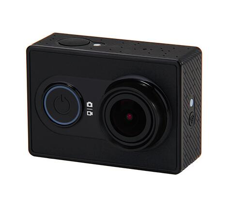 Xiaomi Yi Action Camera optional connector set xiaoyi waterproof camera 1080P 60FPS 16MP WIFI xiaomi sports camera yi action cam