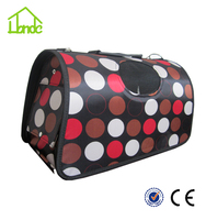 2016 New Fashion Various Size Wholesale Pet Carrier bag for Dogs