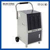 60L/D big capacity low noise dehumidifier with wheels