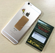 metal Anti radiation sticker for mobile phone
