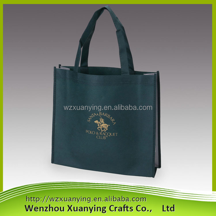 2016 Best selling items cheapest non woven foldable shopping bag