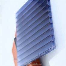 2016 new product Hot sale roofing sheet four wall polycarbonate sheet for skylights