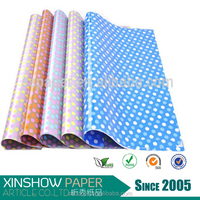 high-grade packing materials design focus gift wrap paper
