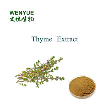 100% Natural plant extracts thyme extract with thymol 20% 30%