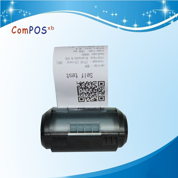 China New Design Popular Bluetooth Printer Hardware Parts