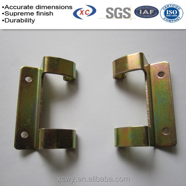 Corner brackets for beds sheet metal slotted hole punch metal bunk bed replacement parts